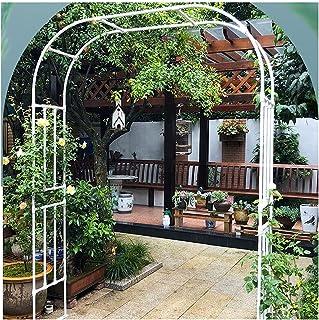 Amazon.es: arco de forja de jardin