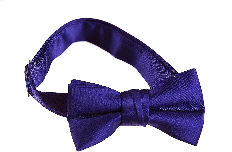Tuxedo Park Boys' Deluxe Satin Bow Tie Tuxedo