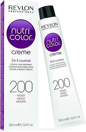 REVLON PROFESSIONAL REVLON PROFESSIONAL Nutri Color Crème Soin Couleur
