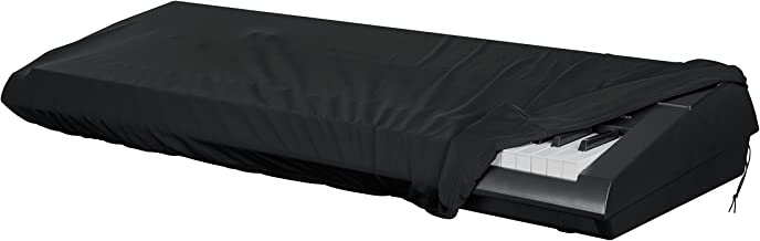 Gator Cases Stretchy Keyboard Dust Cover; Fits 61-76 Note Keyboards (GKC-1540)