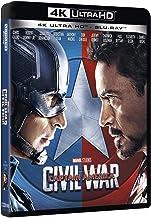 Captain America - Civil War (Blu-Ray 4K Ultra HD+Blu-Ray) [Italia] [Blu-ray]