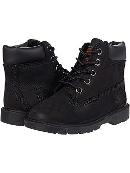 Timberland Kids Black Boots + FREE
