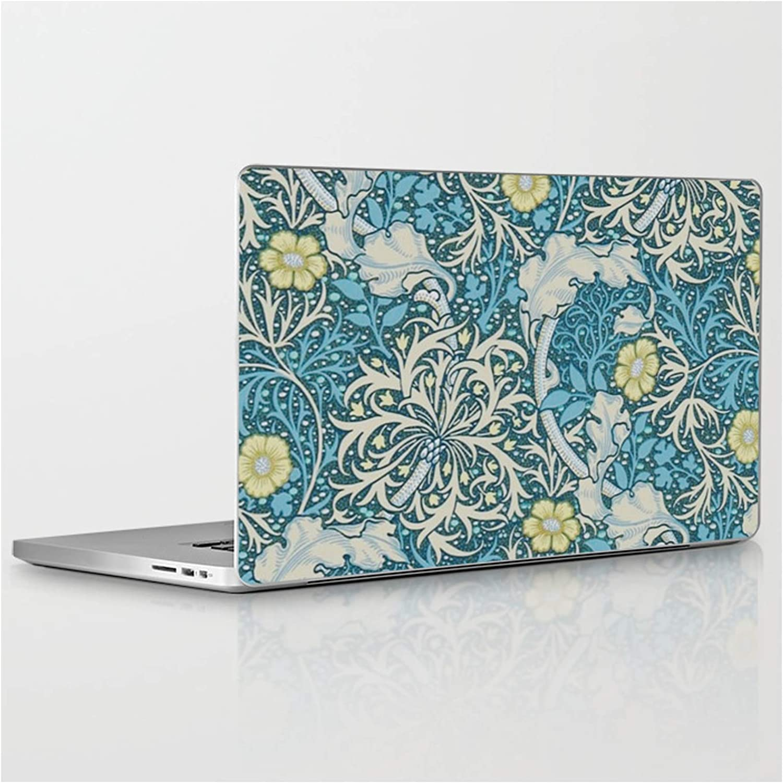 William sold out Special sale item Morris Art Nouveau Pattern Seaweed Blue Florals Vintage