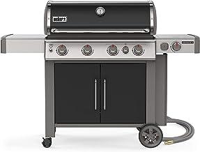 Weber 67016001 Genesis II E-435 4-Burner Natural Gas Grill, Black