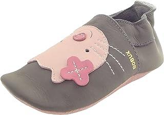 Bobux Grey Kitten, Chaussures Premiers Pas bébé
