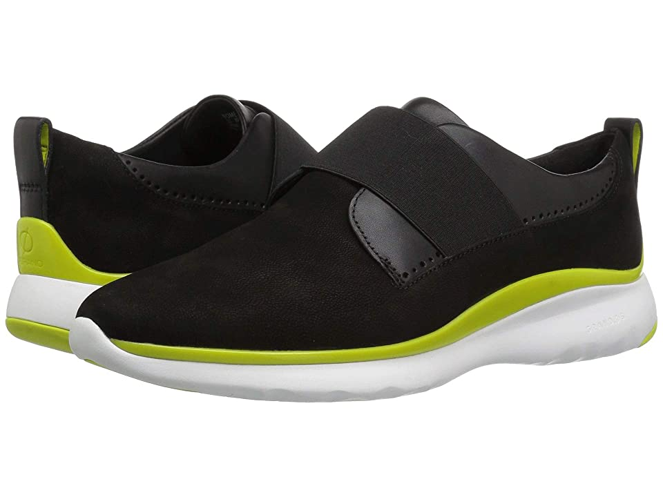 Cole Haan 3.Zerogrand Oxford (Black Nubuck) Women