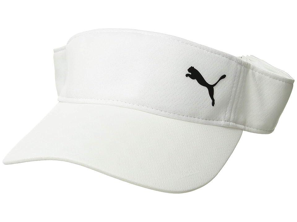 PUMA Golf - PUMA Golf Duocell Pro Visor , White