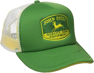 John Deere NCAA Mens Quality Equipment Foam Trucker