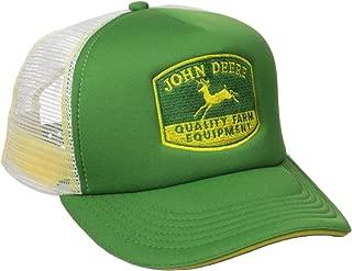 John Deere Men's Quality Equipment Foam Trucker