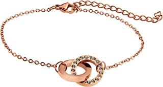 Victoria Walls Women's Crystal Bracelet - VB1068R