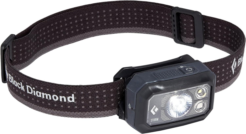 Black Diamond Equipment Genuine Free Shipping - Graphite 400 25% OFF Headlamp Storm