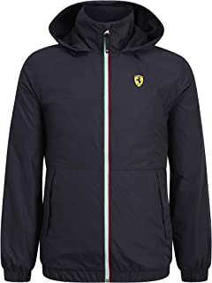 scuderia ferrari windbreaker jacket