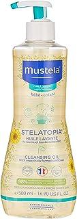 MUSTELA Stelatopia Cleansing Oil, 500 ml