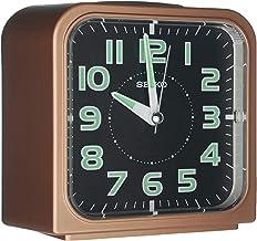 سيكو ساعة انالوج للمكتب ، بلاستيك - QHK025GL