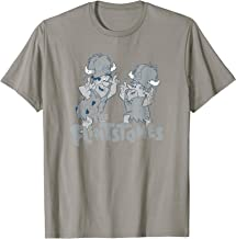 The Flintstones Old Fred and Barney T-Shirt