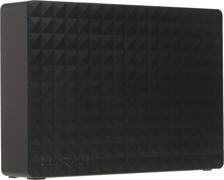 Seagate (STEB6000403) Expansion Desktop 6TB External Hard Drive HDD – USB 3.0 For PC Laptop : Electronics