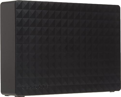high quality Seagate (STEB6000403) Expansion Desktop 6TB External Hard Drive HDD – USB online sale 3.0 outlet online sale For PC Laptop online sale