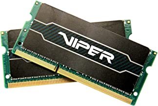 Patriot 16GB(2x8GB) Viper Series DDR3 1600 (PC3 12800) CL9/ Voltage 1.35V Laptop Memory - PV316G160LC9SK
