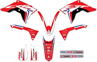 Enjoy MFG Graphics - Compatiable Fit for Honda 2002-2008 CR 125 CR 250 (HRC STYLE)