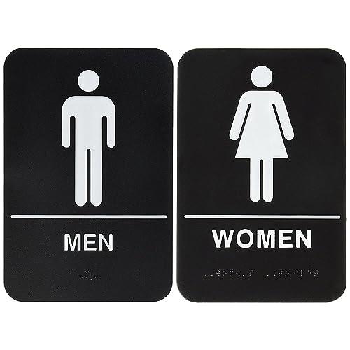 Women's Bathroom Signs: Amazon.com