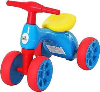 HOMCOM Bicicleta sin Pedales con Sonido y Mini