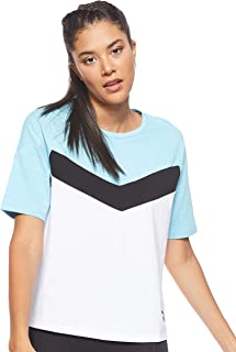 Puma XTG Colorblock Tee Shirt For Women