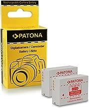 2x Batteria NB-10L per Canon PowerShot G15 | PowerShot G1X | PowerShot SX40 HS | PowerShot SX50 HS