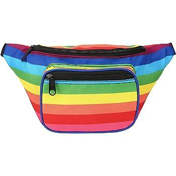 LGBTQA Pride Love Wins Sport Waist Bag Fanny Pack Adjustable For Hike