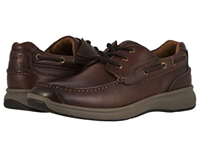Florsheim Great Lakes Moc Toe Oxford (Brown Smooth) Men