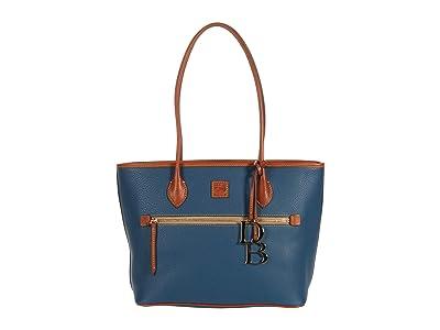 Dooney & Bourke Pebble Tote (Jeans) Handbags