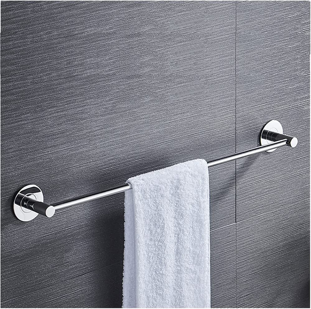 FAYANG No Drilling Single Max 59% Excellence OFF Polished Towel T Rack Finish