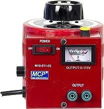 電圧調整器 ボルトスライダー M10-511-05 100V 容量:500VA