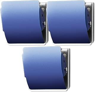 large clip box molokai blue latches sterilite