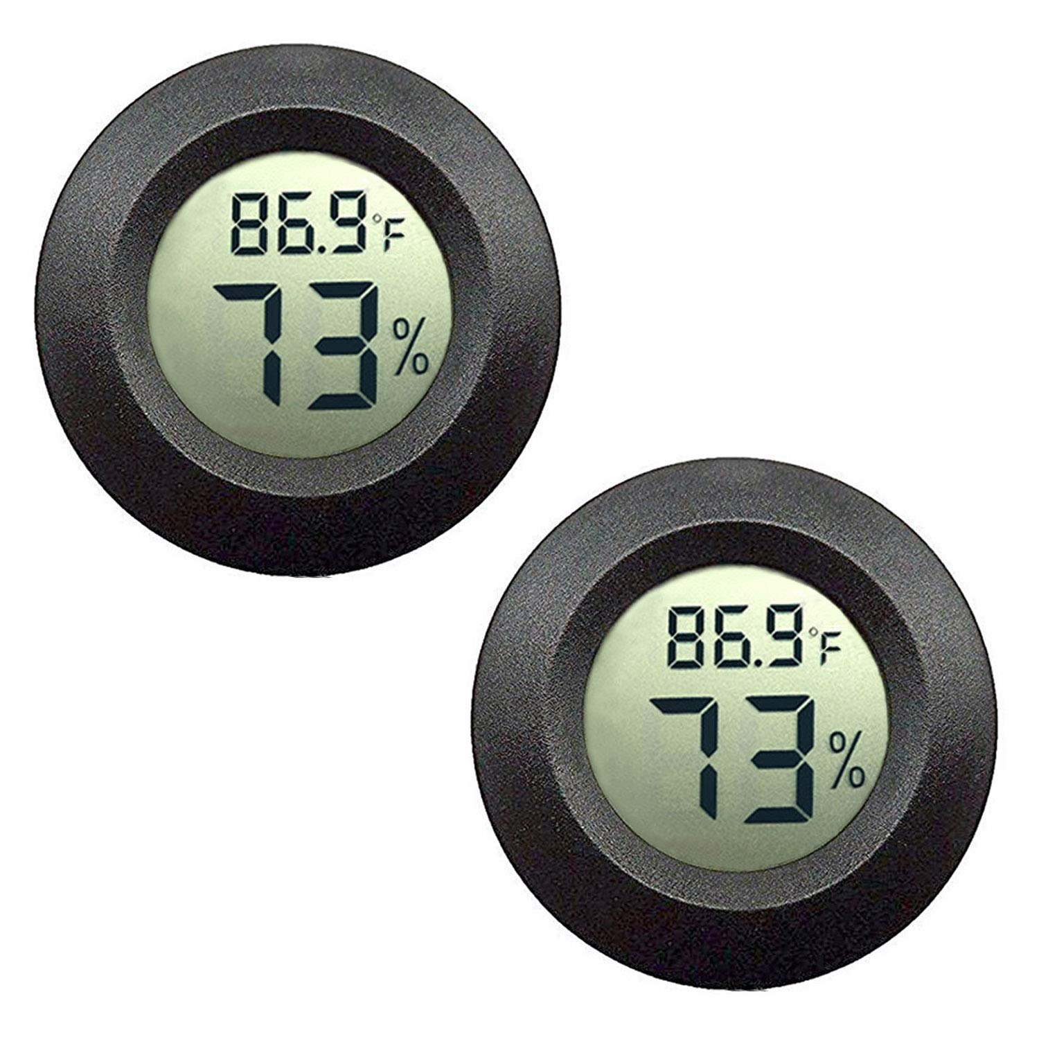 JEDEW Hygrometer Thermometer Humidifiers Dehumidifiers