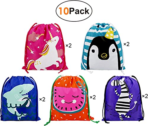 Frog in Shades and Blue Top Hat TM School Backpack