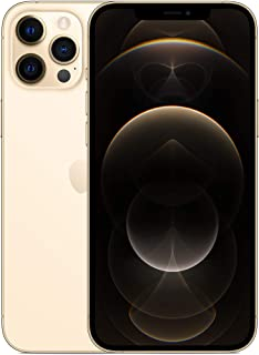 Apple iPhone 12 Pro Max with Facetime - 128GB, 5G, Gold - International Version