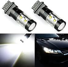 JDM ASTAR Extremely Bright Max 50W High Power 3056 3156 3057 3157 LED Bulbs,Xenon White