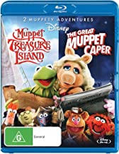 Great Muppet Caper/Muppet Treasure Island (Blu-ray)