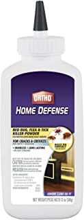 Ortho Home Defense Bed Bug, Flea & Tick Killer Powder