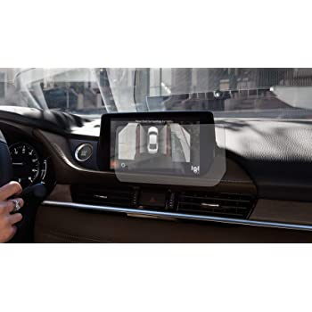 for 2017 2018 2019 Mazda CX-5 CX5 8 inch Infotainment Touch Screen Display Anti Glare Anti Scratch Filters UV Set of 2 PcProfessional Screen Protector