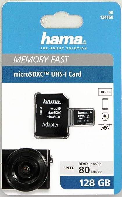 Hama Microsdhc 32gb Class 10 Uhs I 80mb Computer Zubehör
