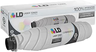 LD Compatible Toner Cartridge Replacement for Ricoh 884922 (Black)