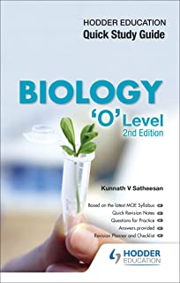 LQSG Biology 'O' Level (2nd Edition)