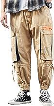 Cargo-broek voor heren Herfststijl Effen kleur Multi-pocket Mode Casual Endurance Combat-werkbroek