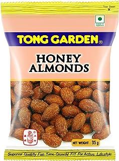 Tong Garden Honey Almonds, 35g (Pack of 2)