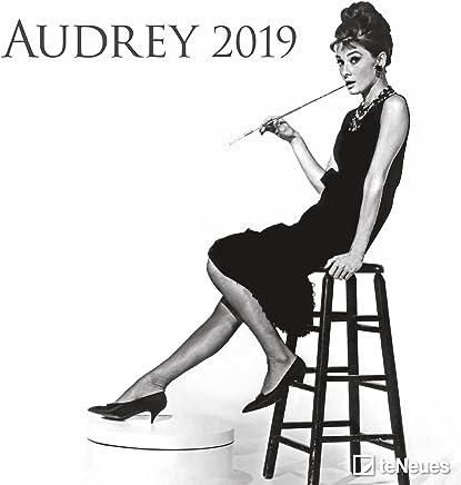 Audrey Hepburn 2019 Broschürenkalender [Lingua olandese]