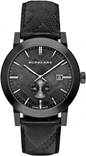 burberry swiss made watch