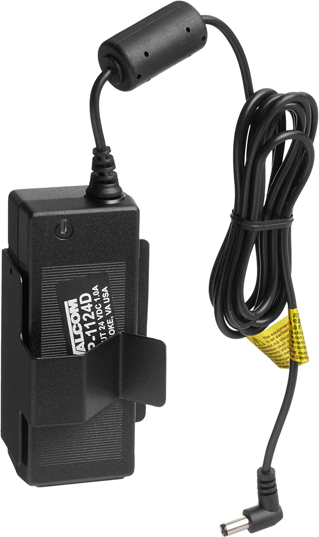 Valcom VP-1124D Filtered 1-Amp Digital Supply Detroit Mall shop Power 24-volt