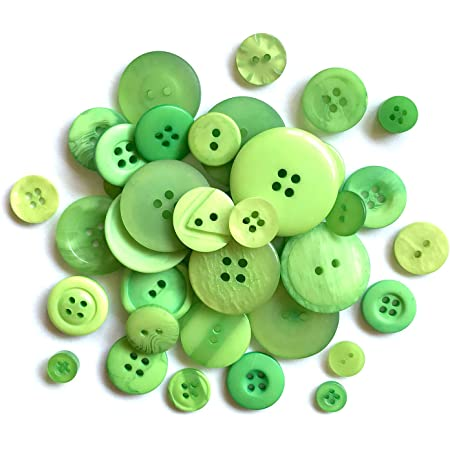 Buttons Galore Bulk Buy Craft /& Sewing Buttons Moon