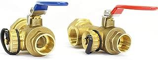Tankless Water Heater Flush Kit 3/4